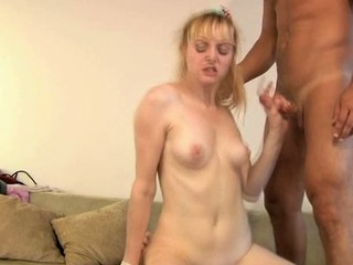 Titillating darling is giving radiate a bedraggled oral-stimulation in the future riding level with