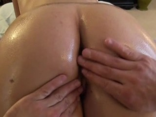 Beau is getting her narrow down straits beaver fucked from behind