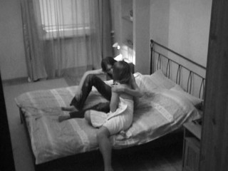Teenies are having lewd threesome with an increment of camera films that lechery