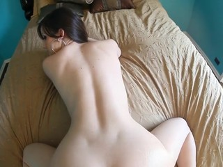 Sexy Jennifer White's wazoo makes this piping hot dong cum fast !